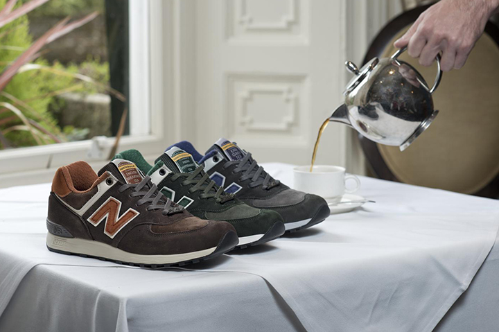 new arrival 9b3c0 f8232 New Balance 576 Made in the UK 'Tea Pack'