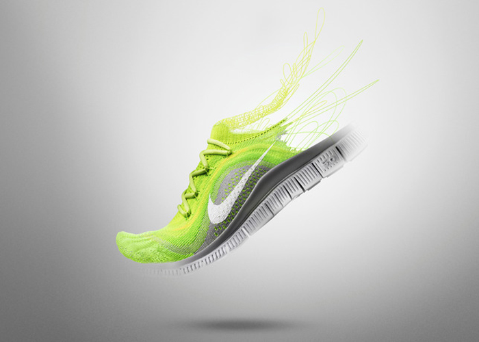 Nike announce Free FlyKnit running sneaker The Daily Street 01