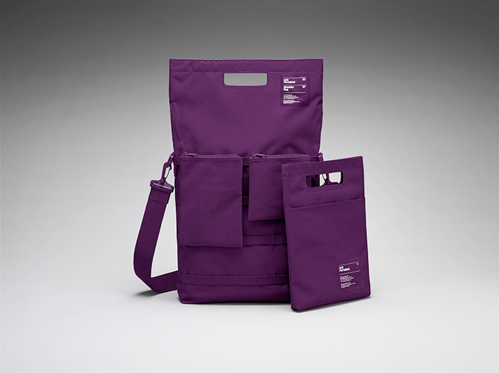 Unit Portables AW13 Block Colour Luggage Collection 04