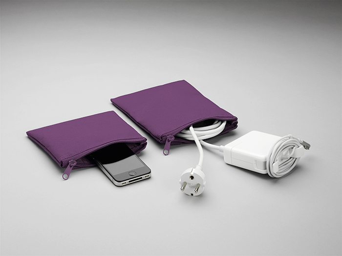Unit Portables AW13 Block Colour Luggage Collection 10
