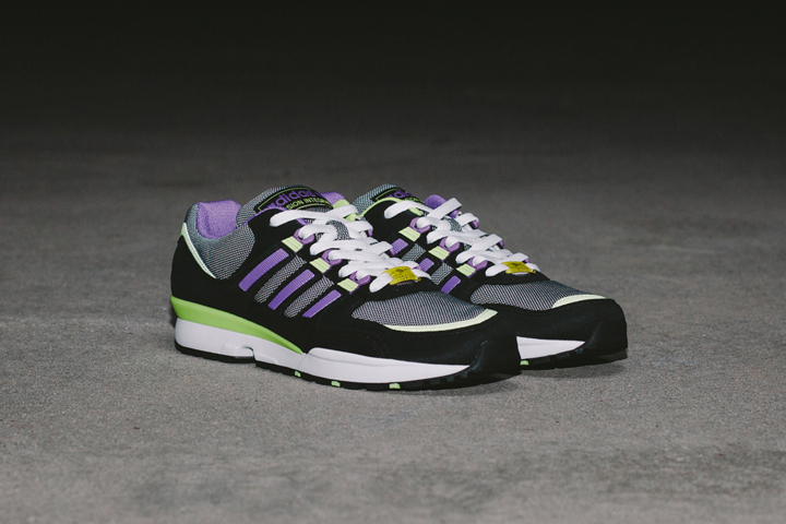 adidas Originals Torsion Integral – Purple by The Daily Street 001