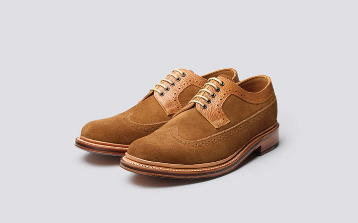 Grenson Mens Spring Summer 2014 Collection 004