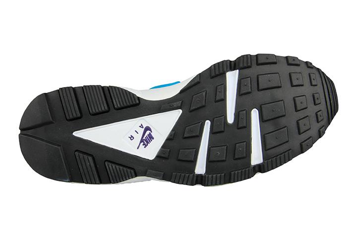 2a0299680b64 ... Nike Air Huarache LE New Slate Turbo Green Foot Locker UK Exclusive 004