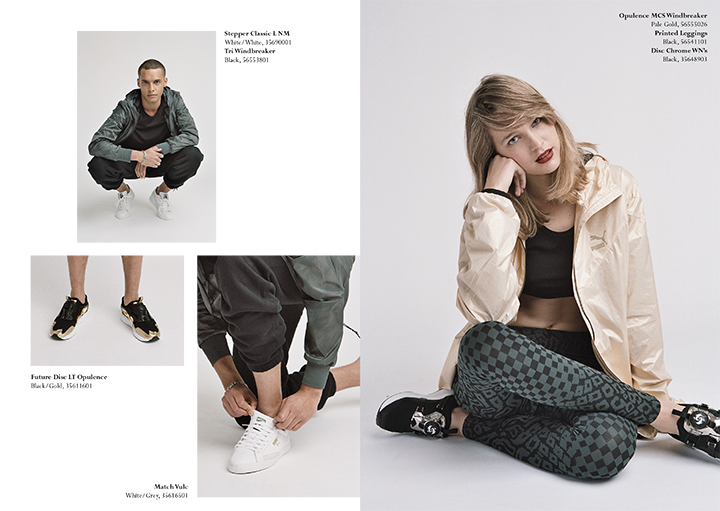 PUMA SS14 Lookbook by The Daily Street 104