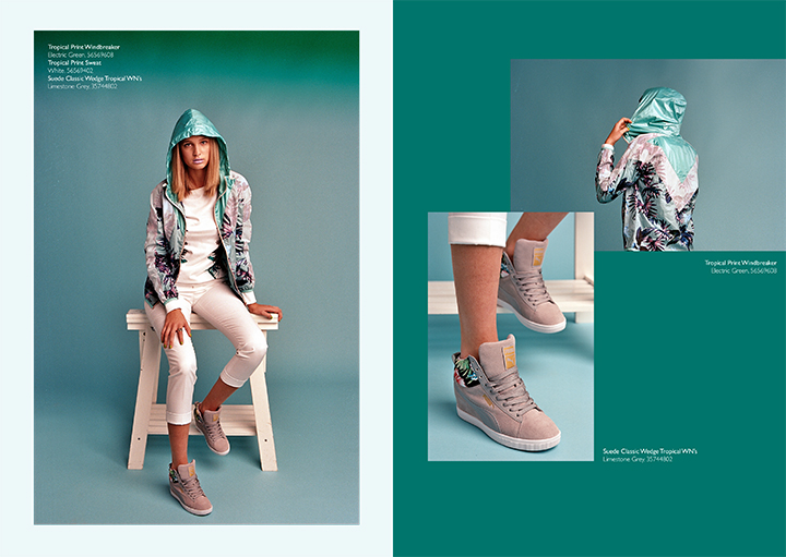 PUMA SS14 Lookbook by The Daily Street 107