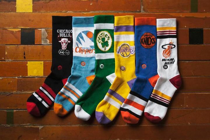 Stance Socks NBA Collection 001