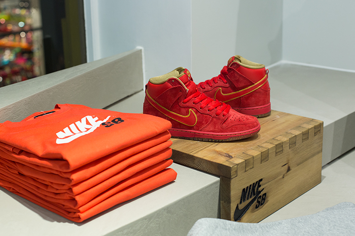 Nike SB London Store size Carnaby Street The Daily Street 003