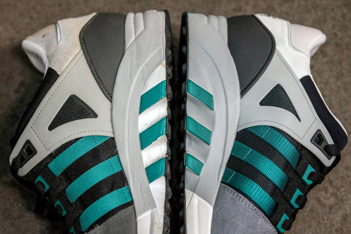 adidas EQT Running Support 93 OG vs re-issue 2014 001