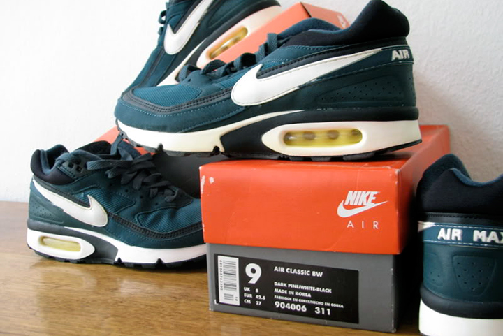 the best attitude 6d932 ae20d The evolution of the Nike Air Max box (1987–2014)