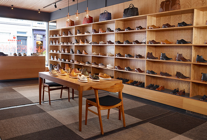 Grenson Lambs Conduit Street London Store 004