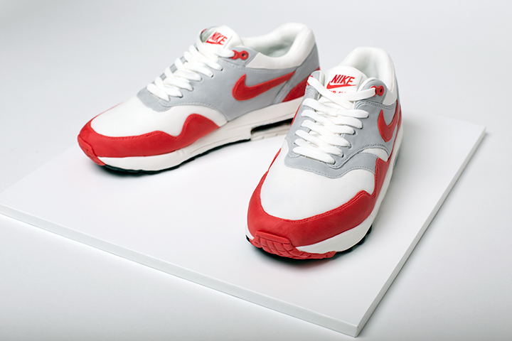 finest selection e7966 558df Nike Air Max 1 OG Red cake Michelle Wibowo The Daily Street 002 ...
