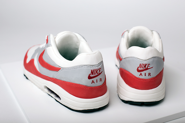 Nike Air Max 1 OG Red cake Michelle Wibowo The Daily Street 006