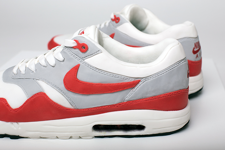 Nike Air Max 1 OG Red cake Michelle Wibowo The Daily Street 010