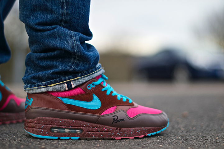 Parra Nike Air Max 1 Amsterdam