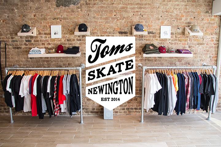 Toms Skate Shop Stoke Newington East London 001 355a84215e5