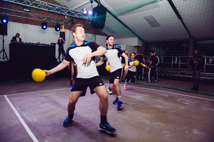 Hyponik Disco Dodgeball 2014 The Daily Street 007