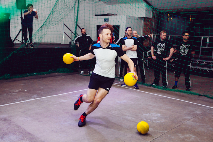 Hyponik Disco Dodgeball 2014 The Daily Street 010