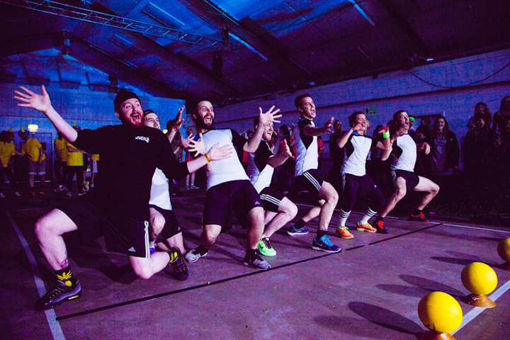 Hyponik Disco Dodgeball 2014 The Daily Street 016