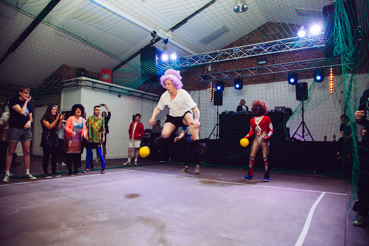 Hyponik Disco Dodgeball 2014 The Daily Street 019