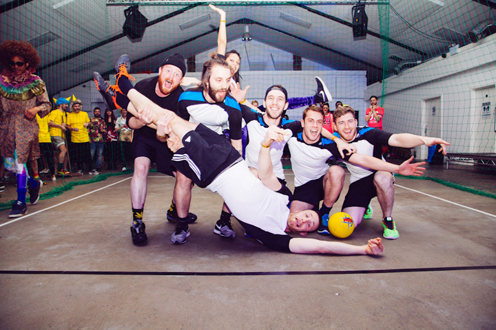 Hyponik Disco Dodgeball 2014 The Daily Street 021