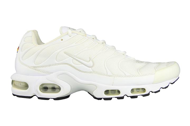 buy online 15170 3b71c Nike Air Max Plus (White/White/Grey)
