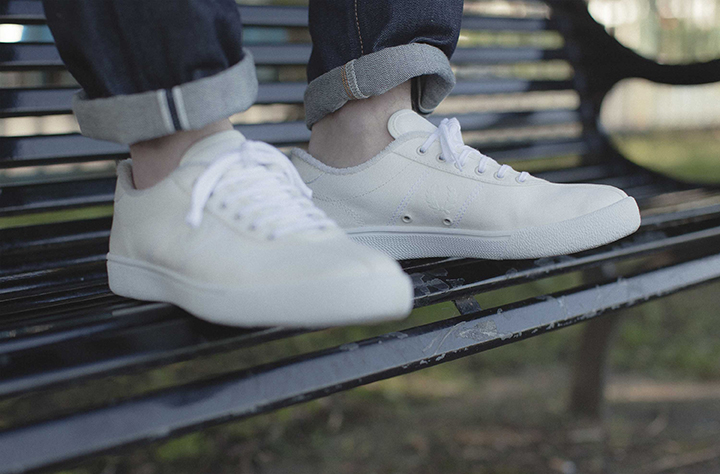 Fred Perry 1934 re-issue footwear collection Oi Polloi