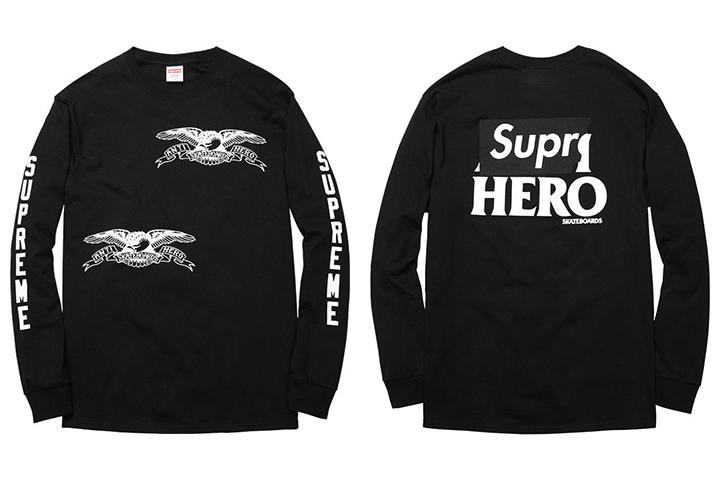 Supreme ANTIHERO Summer 2014 capsule collection 012