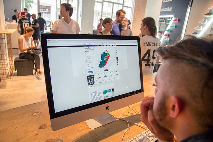 adidas Originals mi zx flux launch Berlin The Daily Street 032