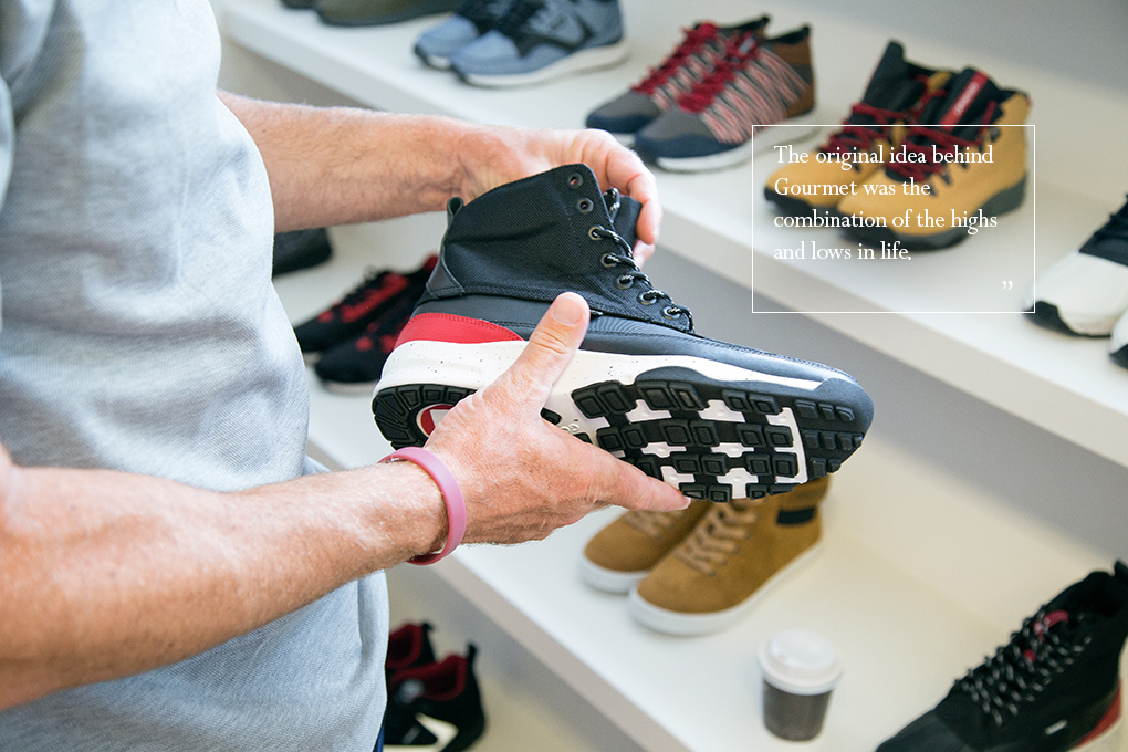 Interview Greg Lucci talks about foundations future Gourmet Footwear The Daily Street 002