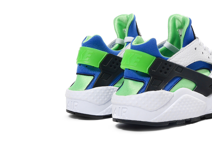 newest collection a86ad dc9cc Nike Air Huarache 'Scream Green' 2014 (UK Release)