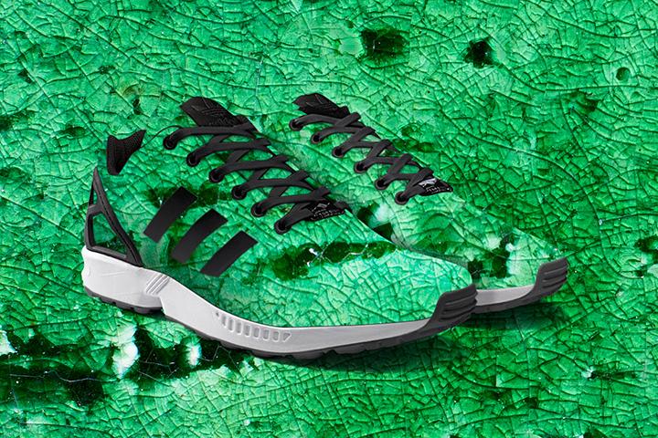 The Daily Street x adidas Originals mi ZX Flux
