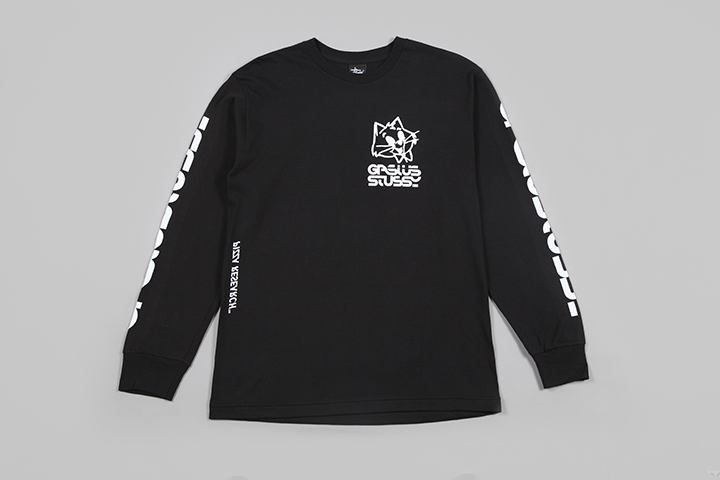 Gasius Stüssy pizza capsule collection 015
