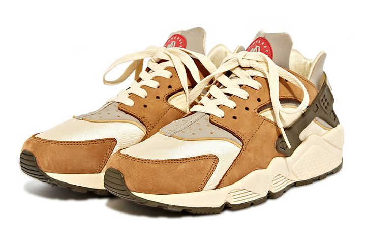 10 best Nike Air Huarache colourways of all time by Crepe City for The Daily Street Stussy 1