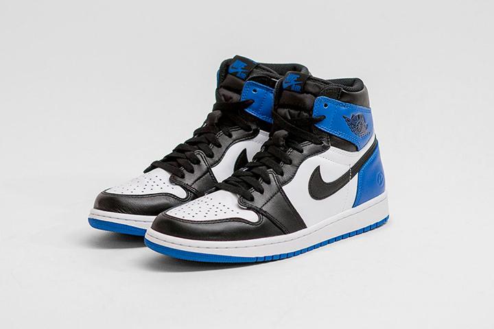 261be0ddf76e2a Nike x fragment design Air Jordan 1 (Sport Royal)
