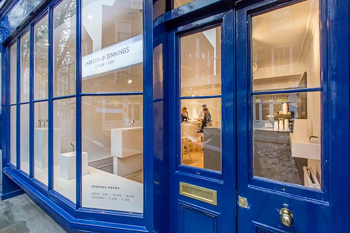 Larsson Jennings London Store Covent Garden 06