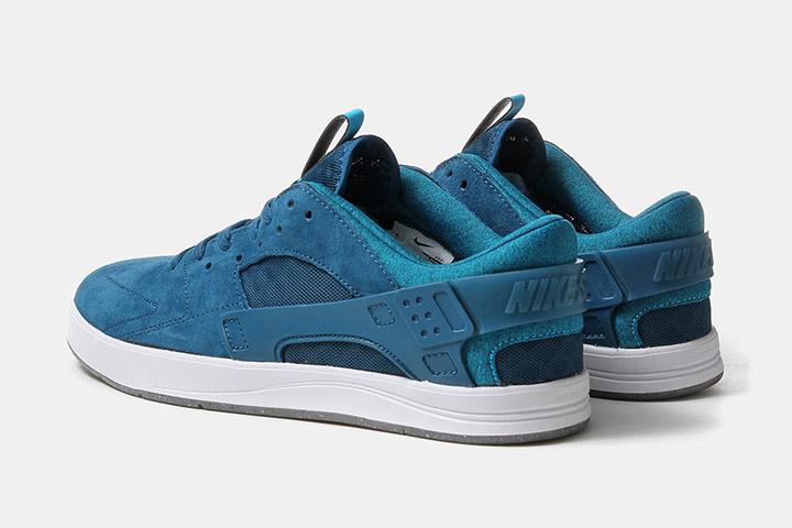 oferta especial barato mejor valorado bastante baratas Nike SB Eric Koston Huarache (Blue Force/Blue Lagoon)