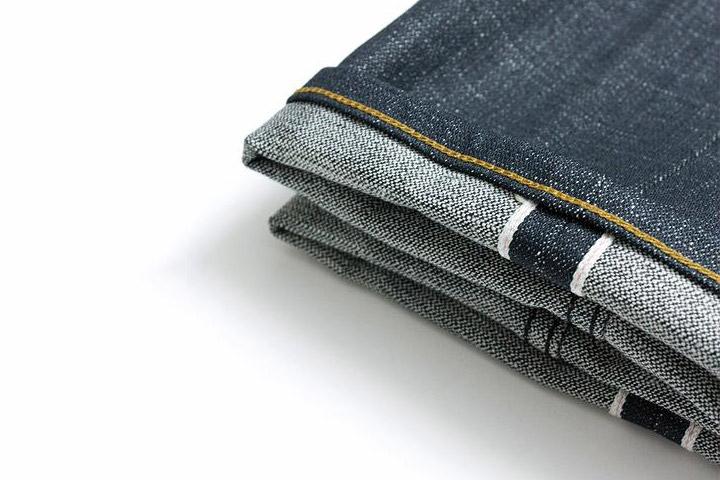 albam limited edition pink selvedge denim jeans 01