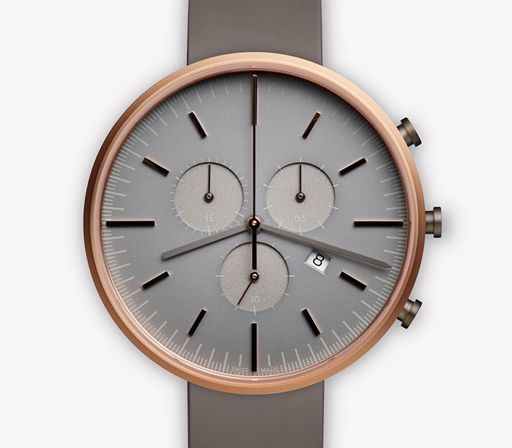 Uniform Wares Rose Gold collection 05