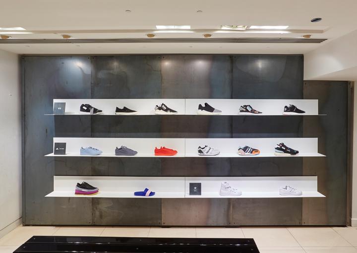 adidas Harvey Nichols store 07
