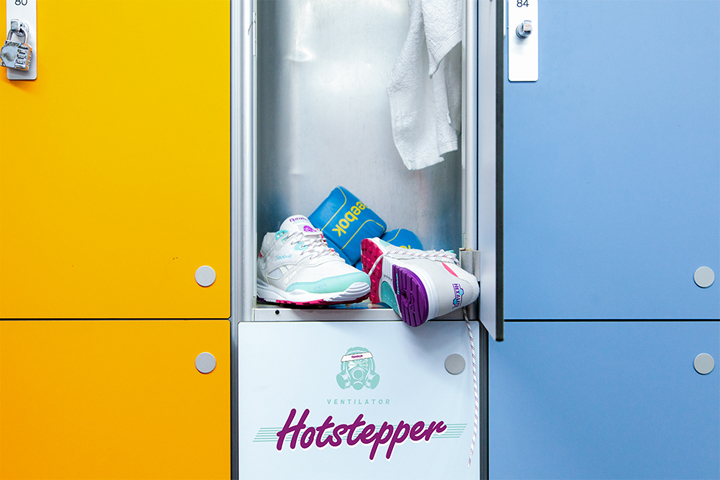 Footpatrol Reebok Classic Ventilator 25th anniversary Hotstepper04