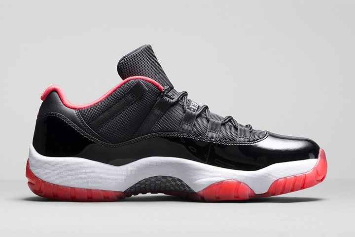 Nike Air Jordan XI Retro Low True Red 03