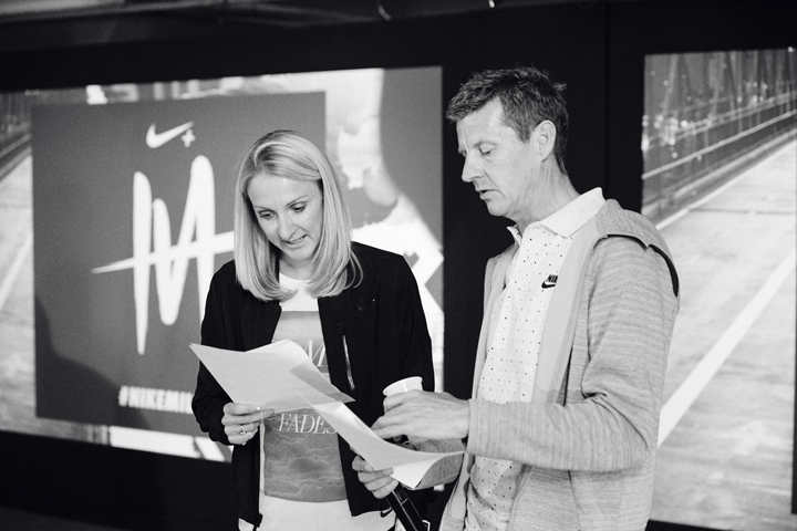 Nike Milers launch London Hyde Park 04