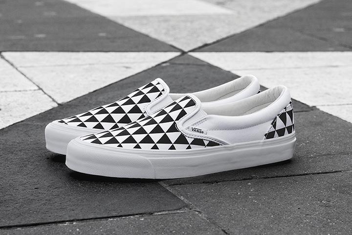 88bc346957 Sneakersnstuff x Vans Vault OG Classic Slip-On LX  Stockholm