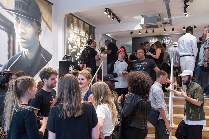 Recap Black Fives 47 Brand Launch London-12