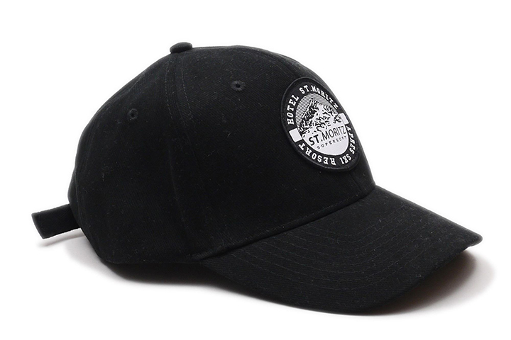 St Moritz Supersoft Classic baseball cap 03
