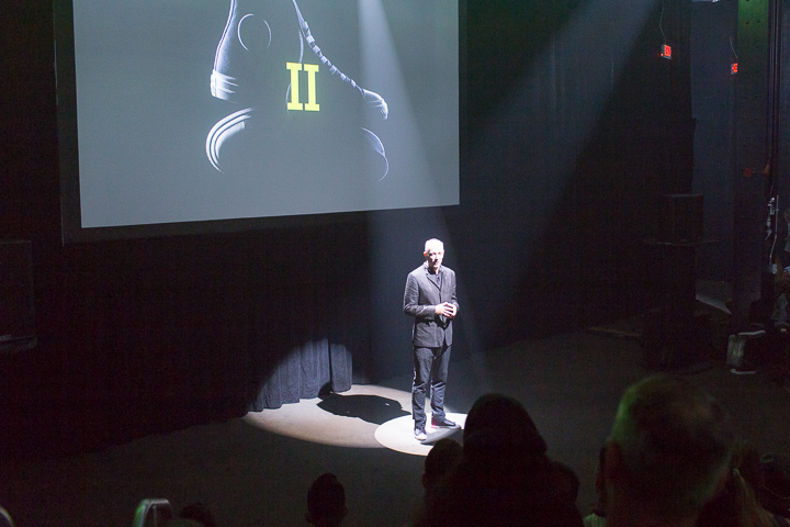 Converse reveal the Chuck II in Boston, bringing an icon up
