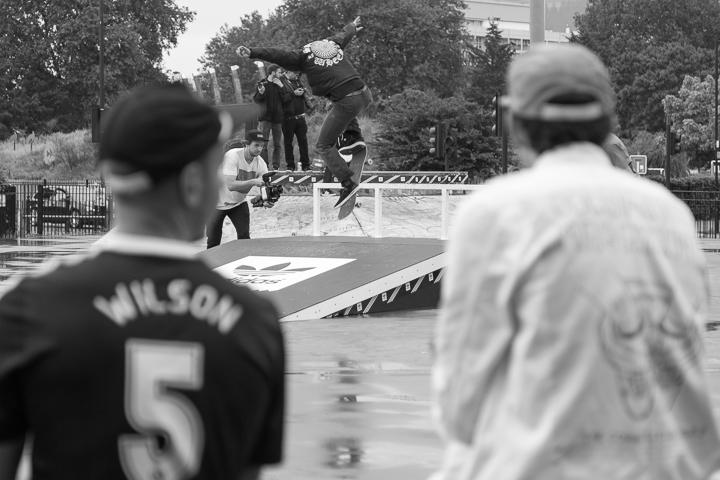 Recap adidas Skateboarding BOOST THE BAR Mile End London-10