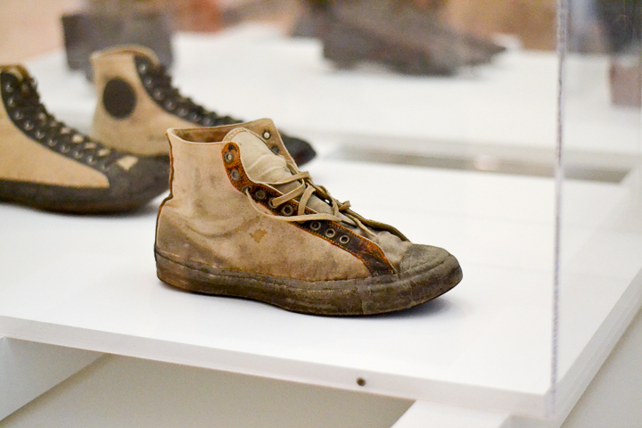 The Rise of Sneaker Culture exhibition Brooklyn Museum-10