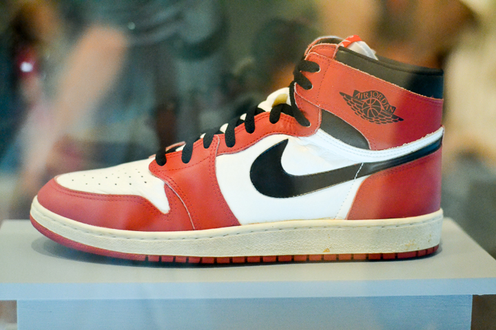 The Rise of Sneaker Culture exhibition Brooklyn Museum-17