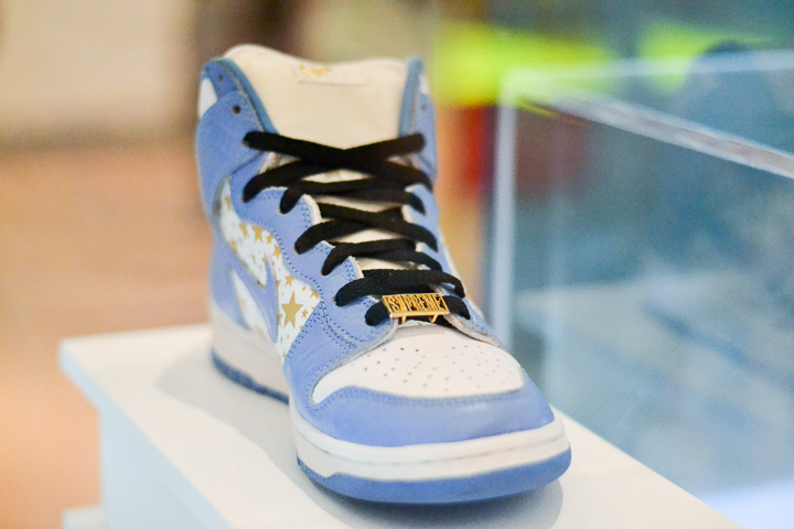 The Rise of Sneaker Culture exhibition Brooklyn Museum-18